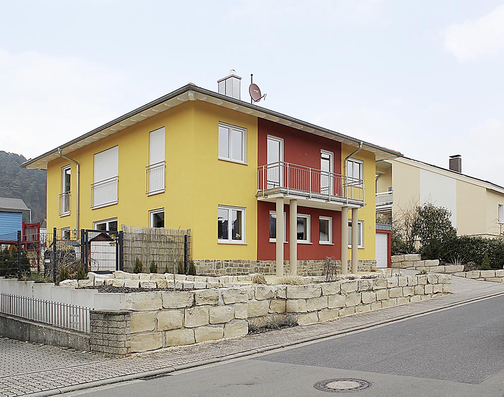 Kreativ Massivhaus GmbH - Website